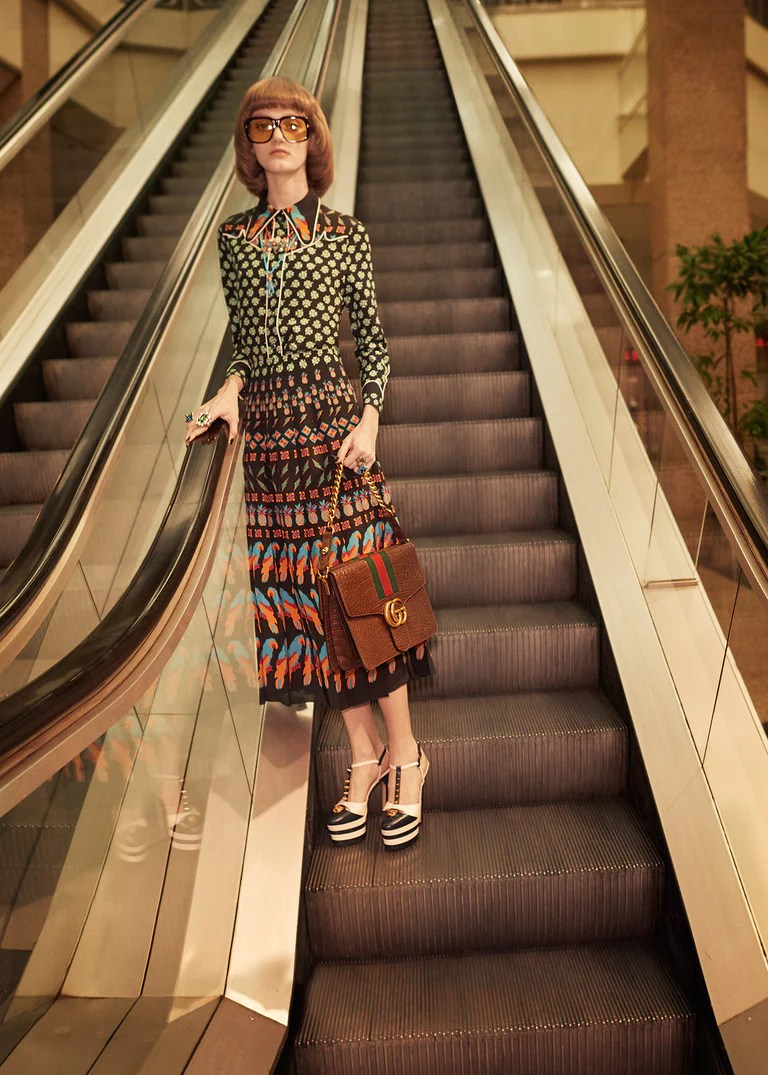 The Spring Summer 2016 Campaign Gucci Stories
