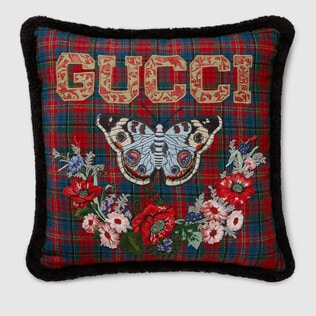 velvet wool decorative pillows