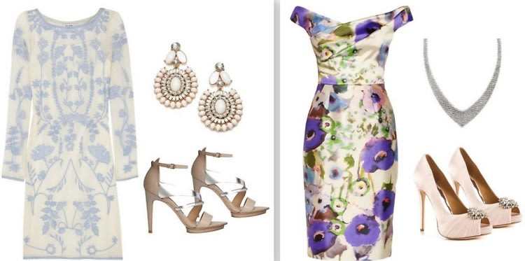 Wedding Guest Attire: 8 Chic Outfits For Daytime & Evening