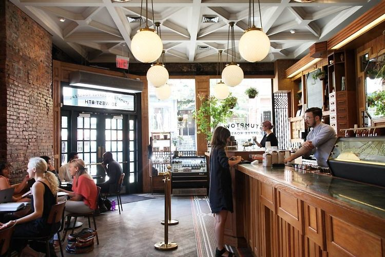 7 Perfect Spots For A Coffee Date In Nyc