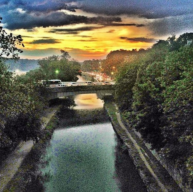 Photo Of The Day C Amp O Canal In Georgetown