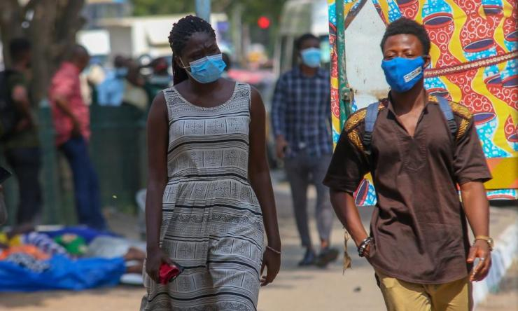 Ghana has reimposed a ban on social gatherings as the number of Covid-19 cases spiral in the West African nation, the president announced Sunday.