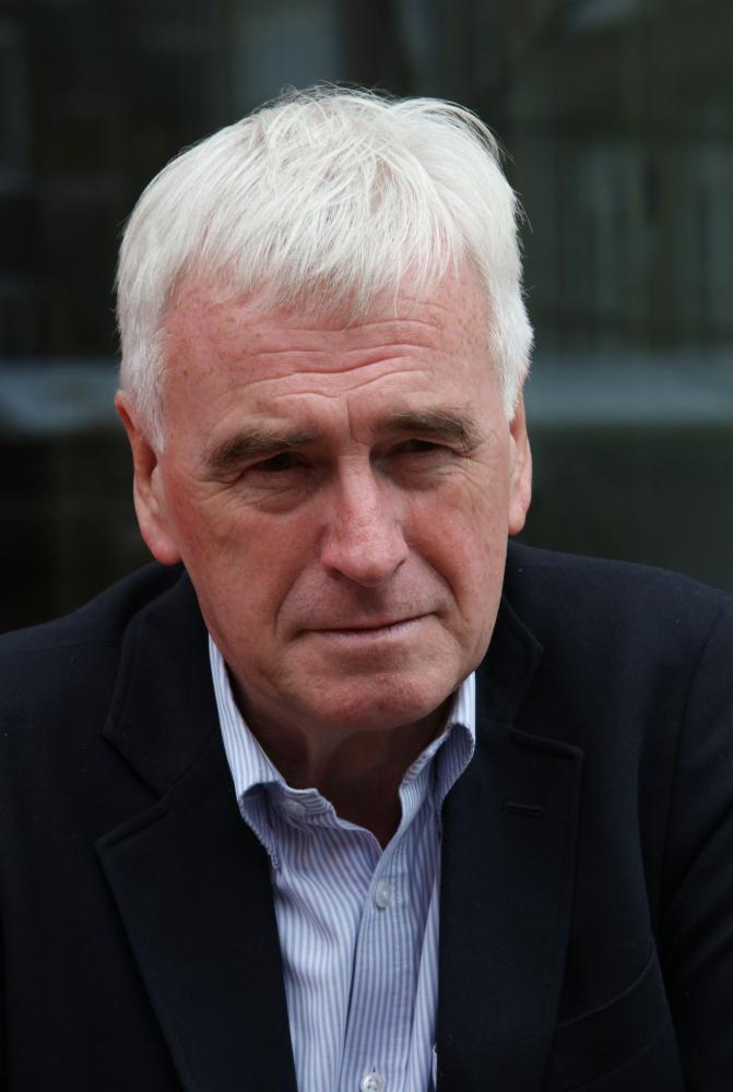 John McDonnell MP.