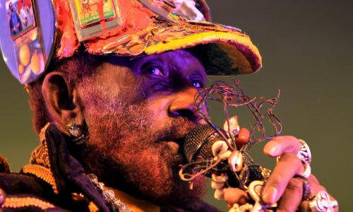 Lee 'Scratch' Perry: a limitless genius who took Jamaica into the future