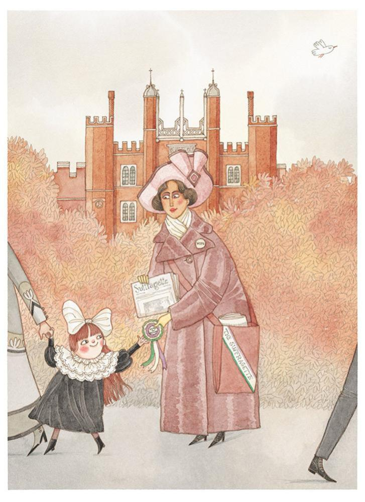 Suffragette: The Battle for Equality by David Roberts