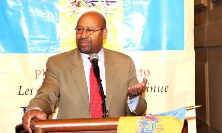 Mayor Michael Nutter said he was not 'aware of any other tax issues related to Comcast'.