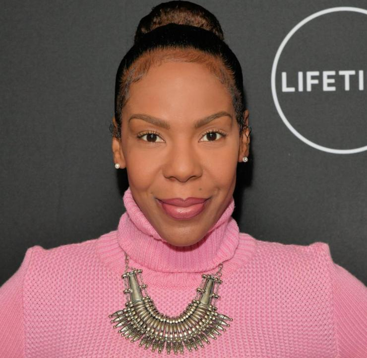 His ex-wife Andrea Kelly, who last year claimed he choked her almost to death.