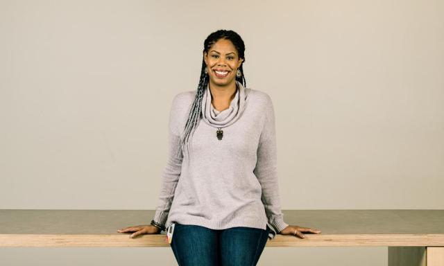 Erica Baker, engineer.
