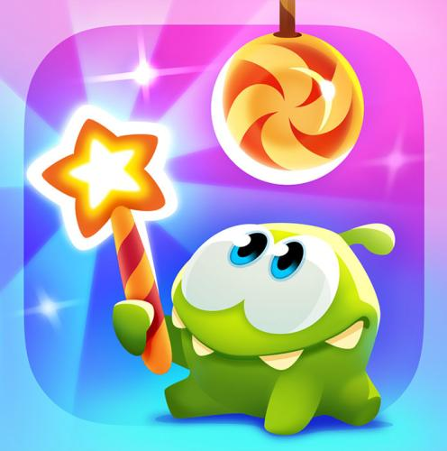 Cut the Rope- Magic app logo