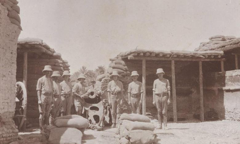 The six-month Siege of Kut-al-Amara led to eventual surrender in April 1916.