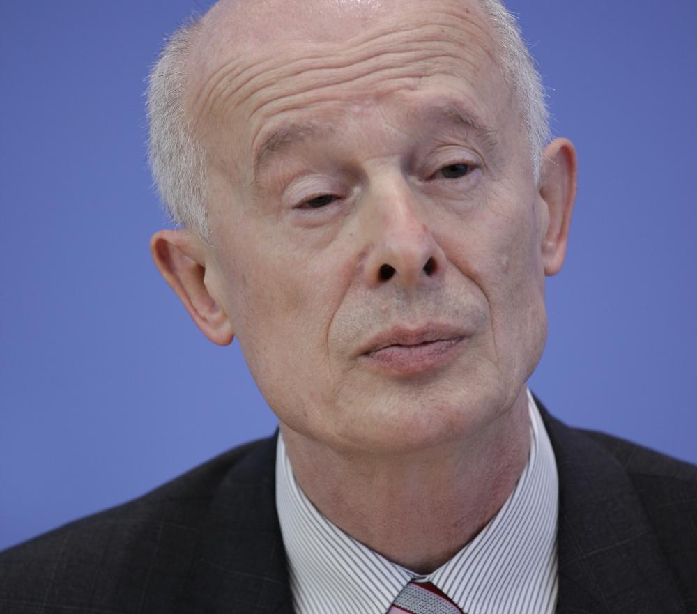 Prof John Schellnhuber