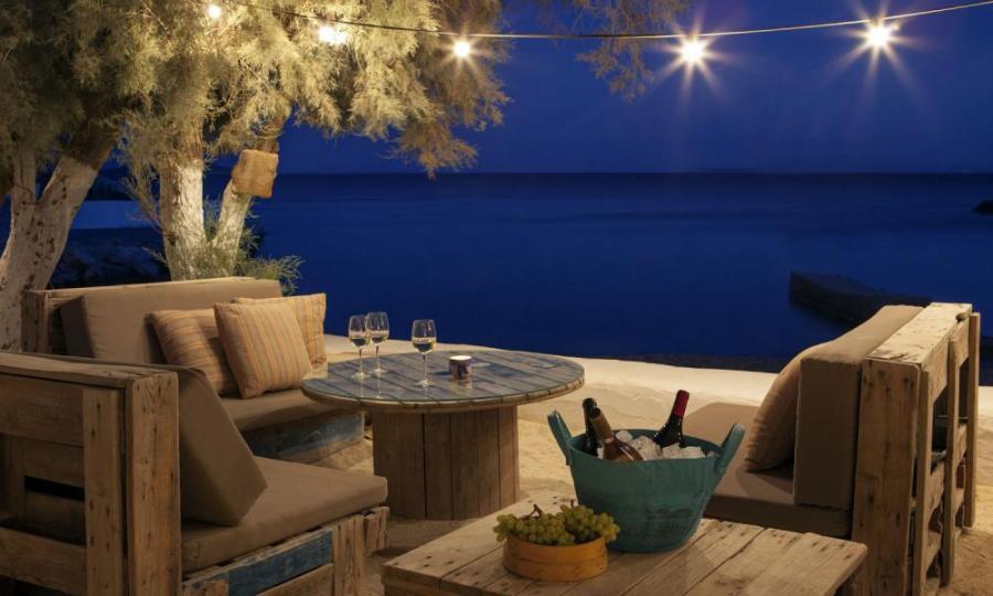 The Beach House, Antiparos.