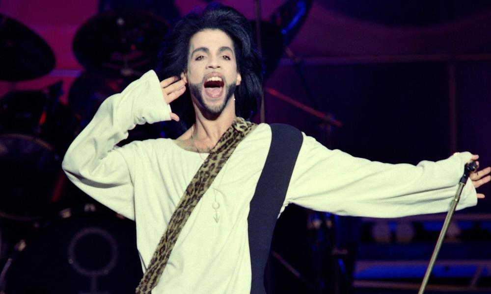 Prince in 1990