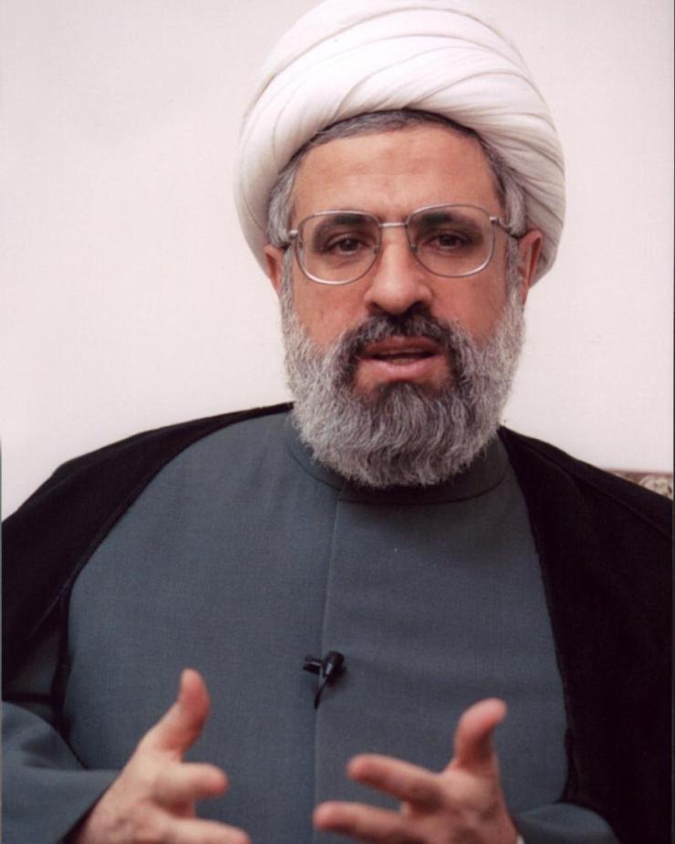 Sheik Naim Qassem