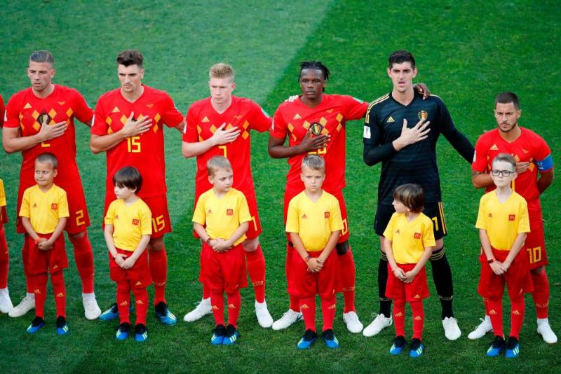 Belgium's golden generation.