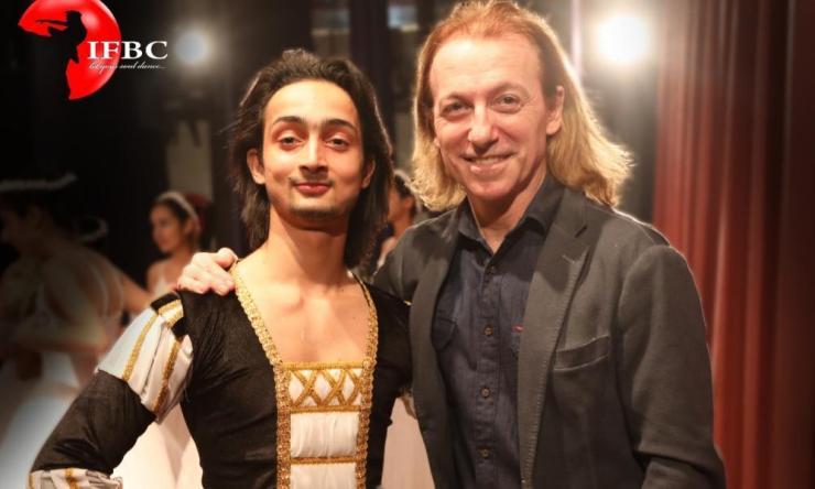 Passion for dance: Kamal Singh