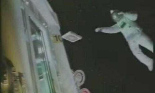 Spielberg BP 1994 commercial