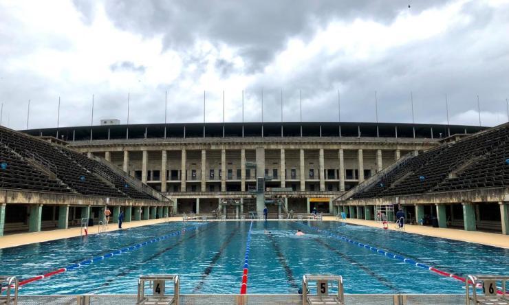 The Olympic Pool, Berlin