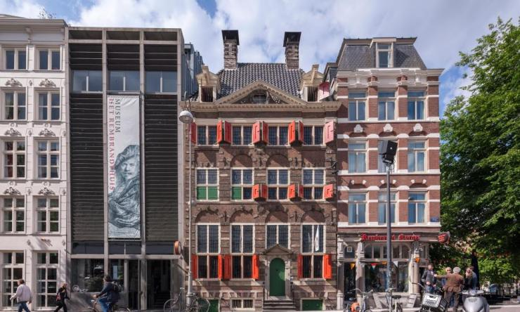 The Rembrandthuis, Amsterdam