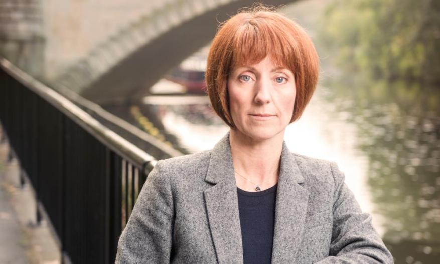 Carole Mundell, a professor at the University of Bath.
