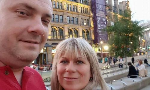 Polish couple Angelika and Marcin Klis who were killed in the Manchester attack