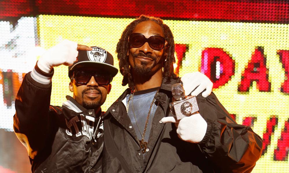 Dam Funk and Snoop Lion