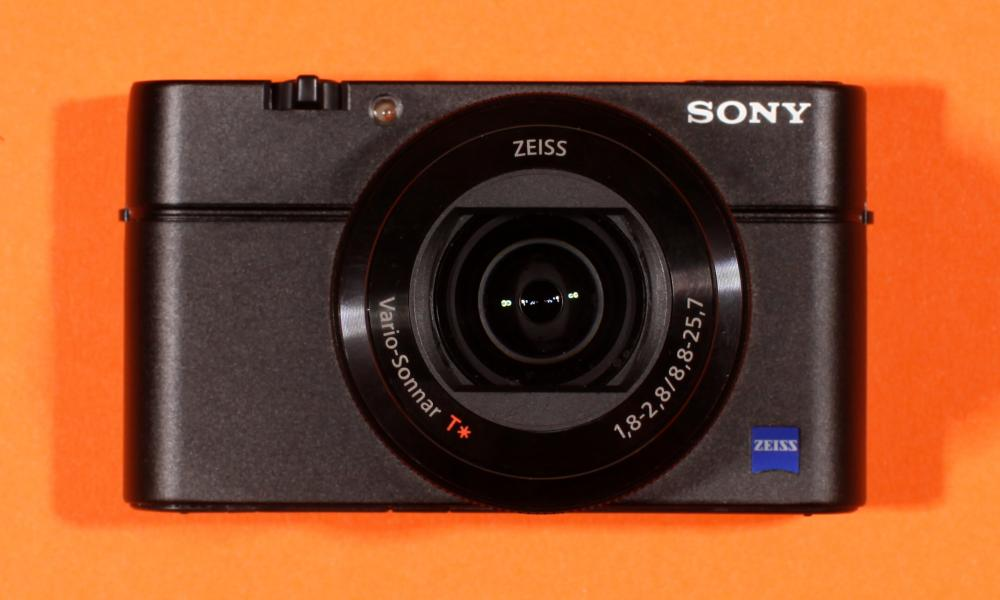 the Sony RX100 IV