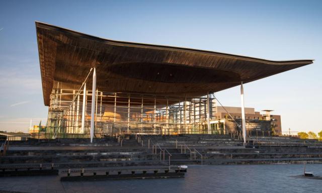 Senedd Cymru (the Welsh parliament)
