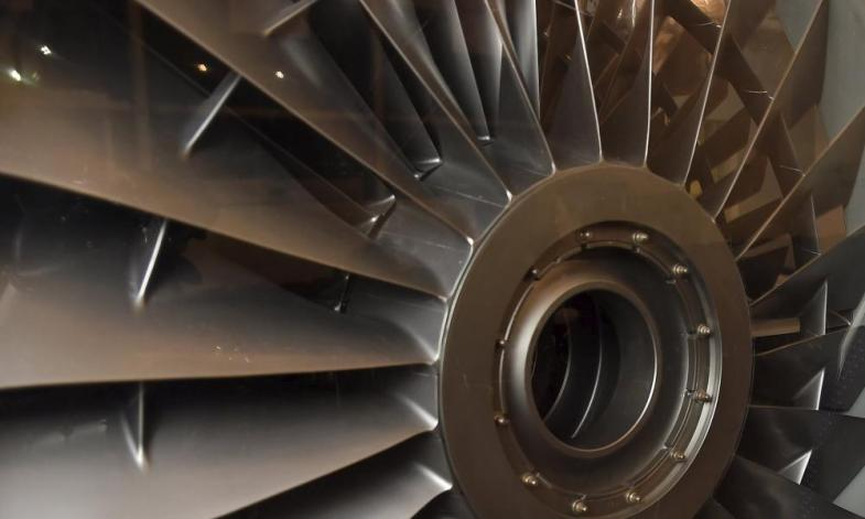 "File photo of Warren East, CEO of Rolls-Royce, posing for a portrait in front of a Pegasus airplane engine at the company aerospace engineering and development site in Bristol in BritainWarren East, CEO of Rolls-Royce, poses for a portrait in front of a Pegasus airplane engine at the company aerospace engineering and development site in Bristol, Britain in this December 17, 2015 file photo. Rolls-Royce is expected to report preliminary full-year results this week. REUTERS/Toby Melville/FilesGLOBAL BUSINESS WEEK AHEAD PACKAGE - SEARCH ""BUSINESS WEEK AHEAD FEBRUARY 8"" FOR ALL IMAGES"