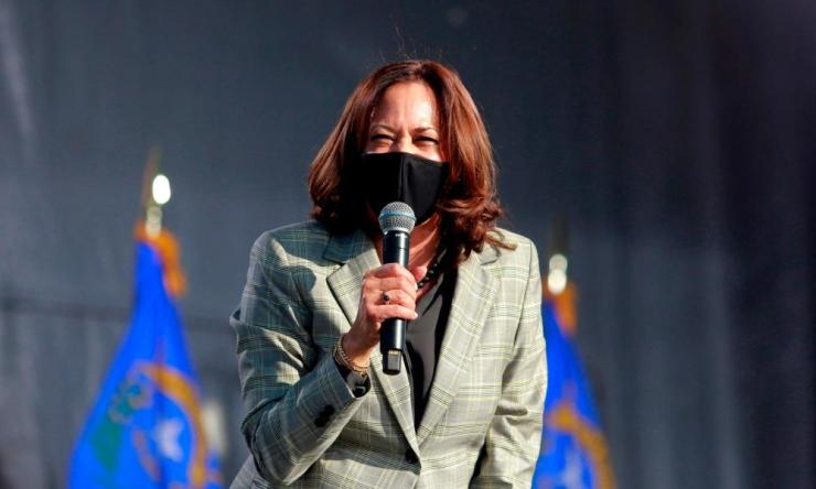 Kamala Harris will return to the campaign trail on Monday