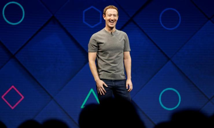 Mark Zuckerberg pledged to spend his year 'making sure time spent on Facebook is time well spent'.