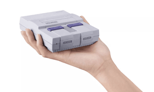 Nintendo Mini SNES US version