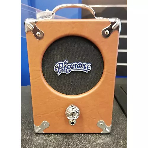 Used Pignose Battery Powered Amp