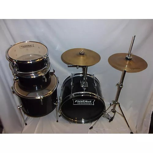 Used First Act Discovery Drum Set Drum Kit   Guitar Center First Act Discovery Drum Set Drum Kit