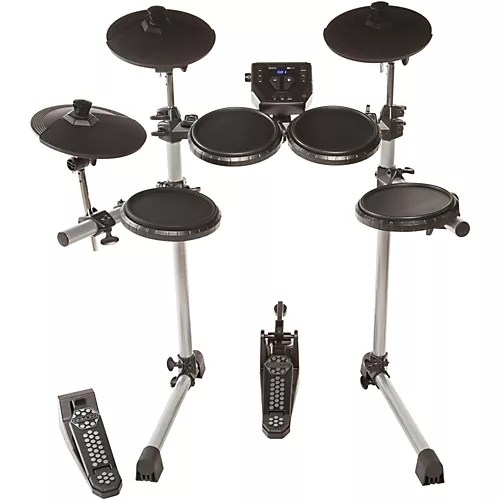Simmons SD300 5 Piece Electronic Drum Set   Guitar Center Simmons SD300 5 Piece Electronic Drum Set