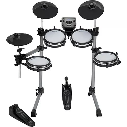 Simmons SD350 Electronic Drum Kit with Mesh Pads   Guitar Center Simmons SD350 Electronic Drum Kit with Mesh Pads