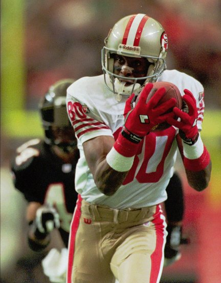 Hall Fame Jerry Rice