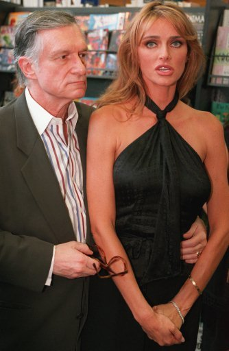 Playboy magazine founder Hugh Hefner dies at 91