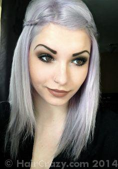 trying to hair to white or silver help forums haircrazy