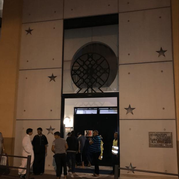 Khalid Ibn Al Walid Mosque Masjid Mosque In Marseille