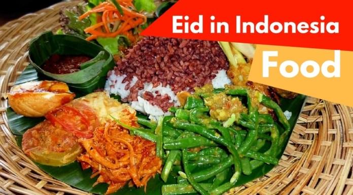 5 Food To Look Forward To When Celebrating Eid Al Fitr Lebaran In Indonesia