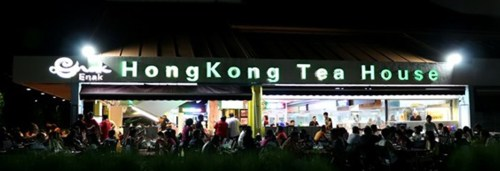 Passpod, Enak-enak HongKong Tea House, Singapore
