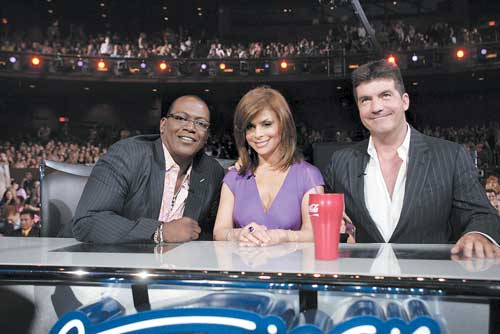 Image result for american idol judges 2007