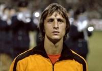 به یاد و احترامِ یوهان کرایف ( Johan Cruyff)