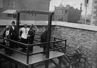 تاریخچهٔ مجازات اعدام در کانادا