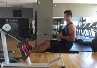 تقویت عضلات زیرِ بغل