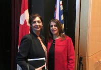 انتخابات میاندورهای شورای شهر وستونکوور و حضور دو نامزد از جامعهٔ ایرانی
