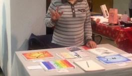 حضور یک هنرمند ناشنوای ایرانی در نمایشگاه هفتهٔ جهانی معلولان در ونکوور
