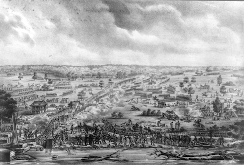 نبرد نیواورلئانز در ۱۸۱۵