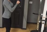 شیوهٔ درست تقویت عضلات بازو